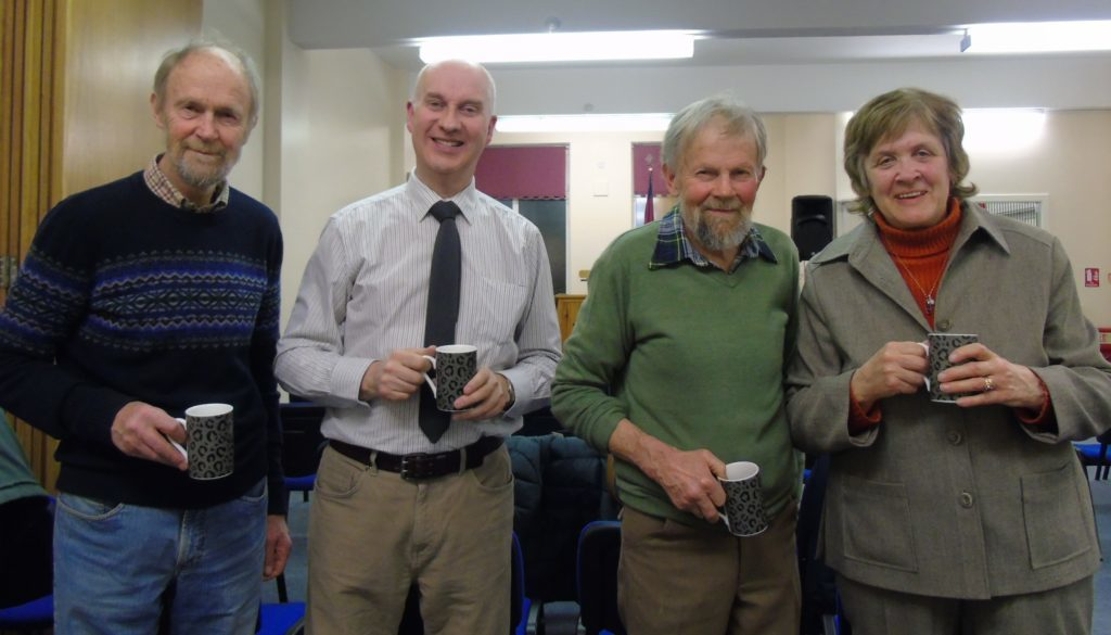 Kintyre Christians welcome 'Slavic' speaker