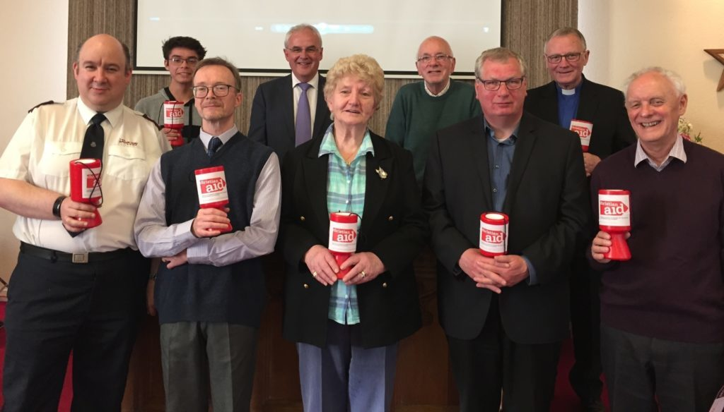 Christian Aid Week launched