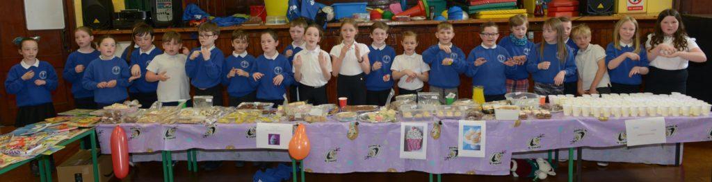 Campbeltown Pupils support UK Deaf Awareness Week