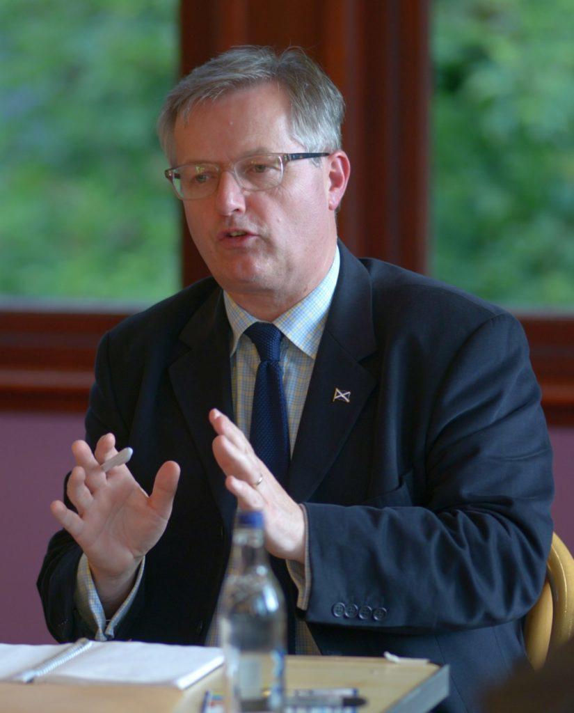 MP Brendan O'Hara quits SNP frontbench