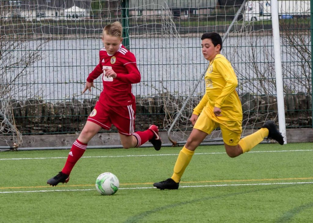 Good 'home' win for Campbeltown Pupils