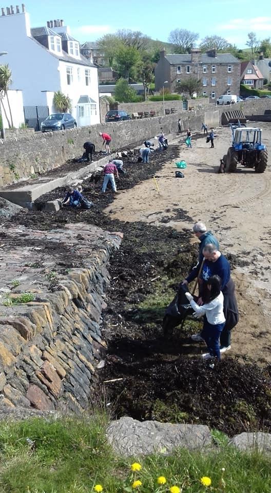 Letter: Dalintober beach clean