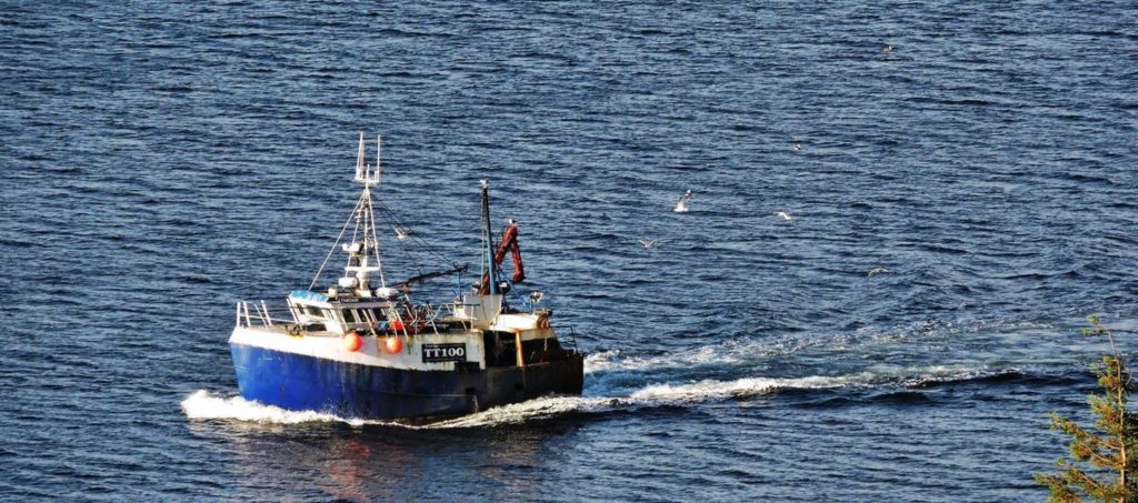 Police to investigate sinking of the Nancy Glen