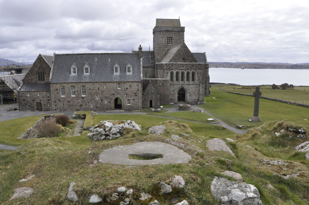 Young pilgrims will follow the St Columba's footsteps