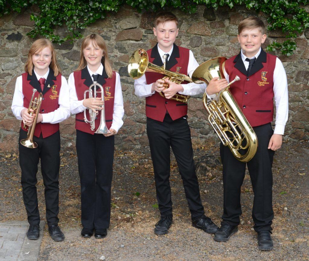 Kintyre Music Festival prizewinners