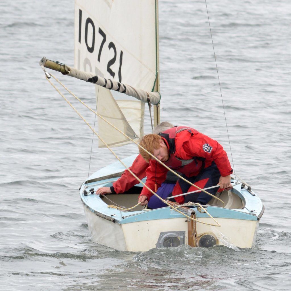 Loch sailing courses refloated
