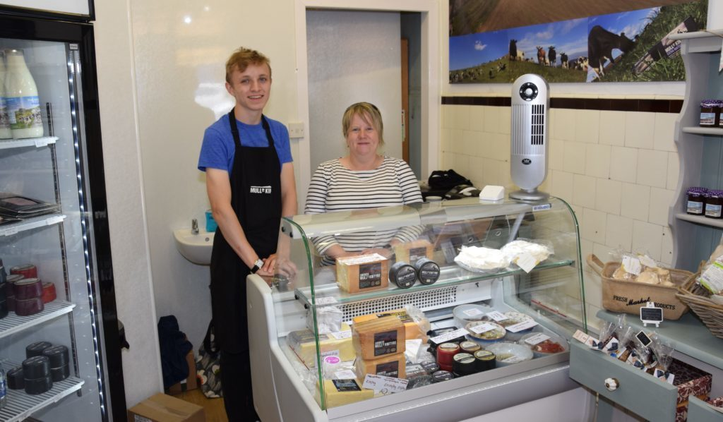 Funding boosts local food and drink producers