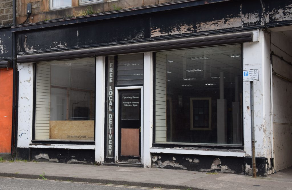Grant gives Campbeltown reuse shop the green light