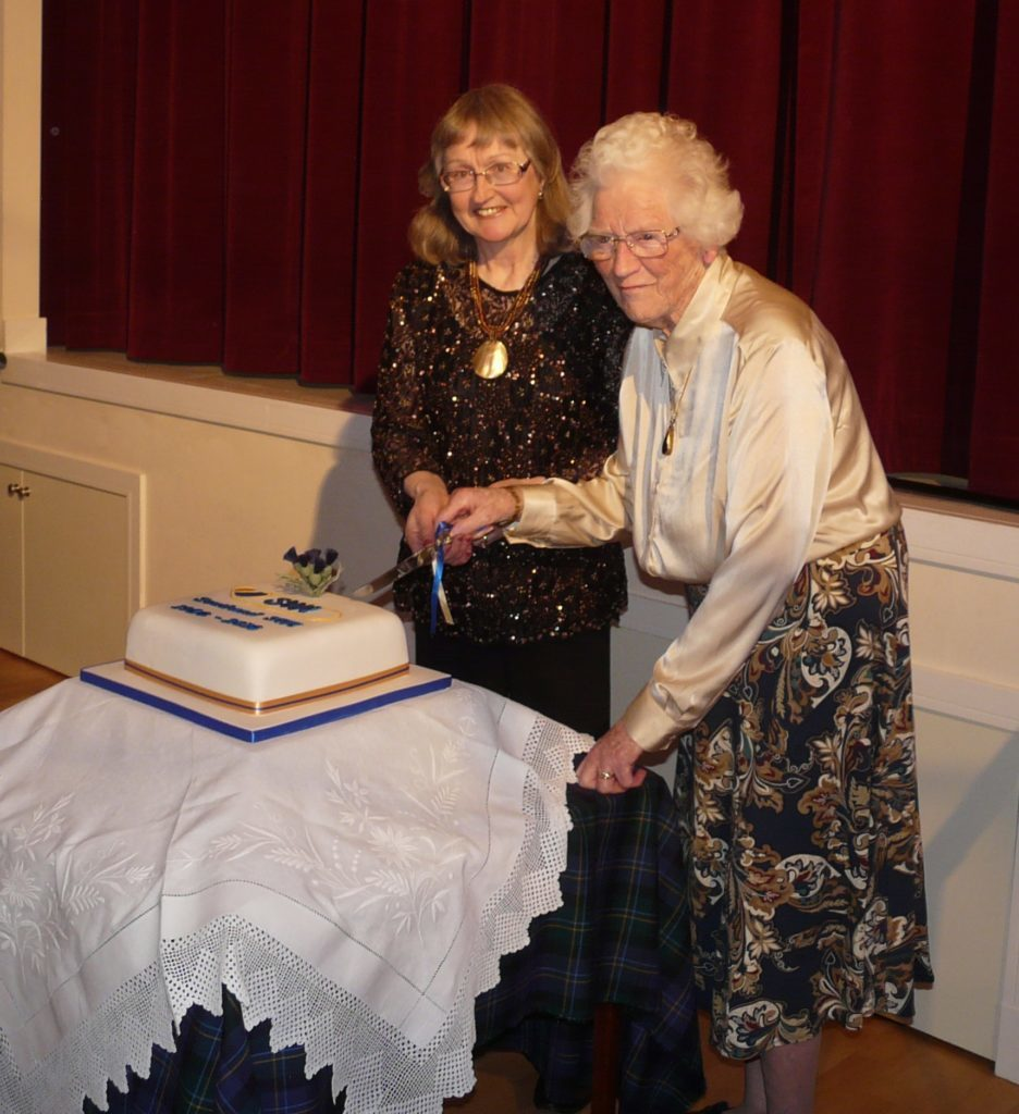 Southend SWI's 90th anniversary party