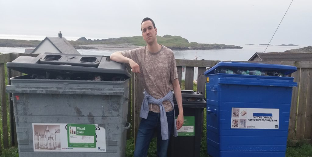 Ban on biodegradable waste in landfill