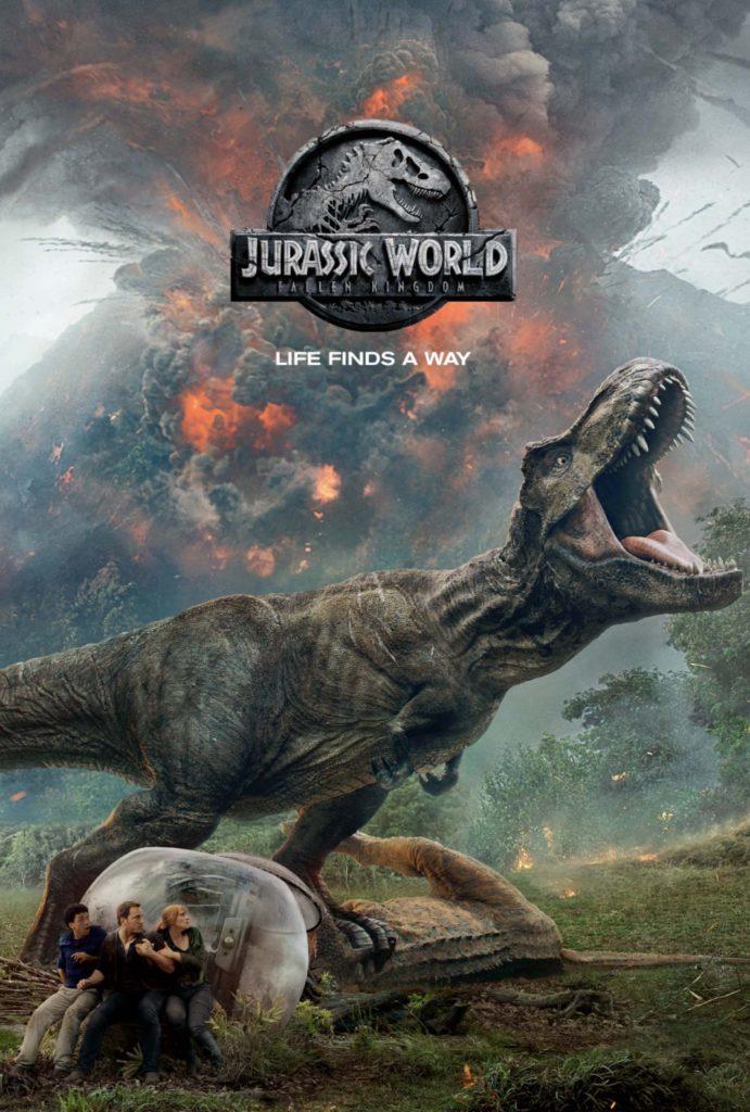 Jurassic World's dinosaurs roamed in Argyll and Bute