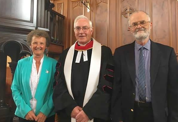 Argyll Presbytery welcomes new moderator