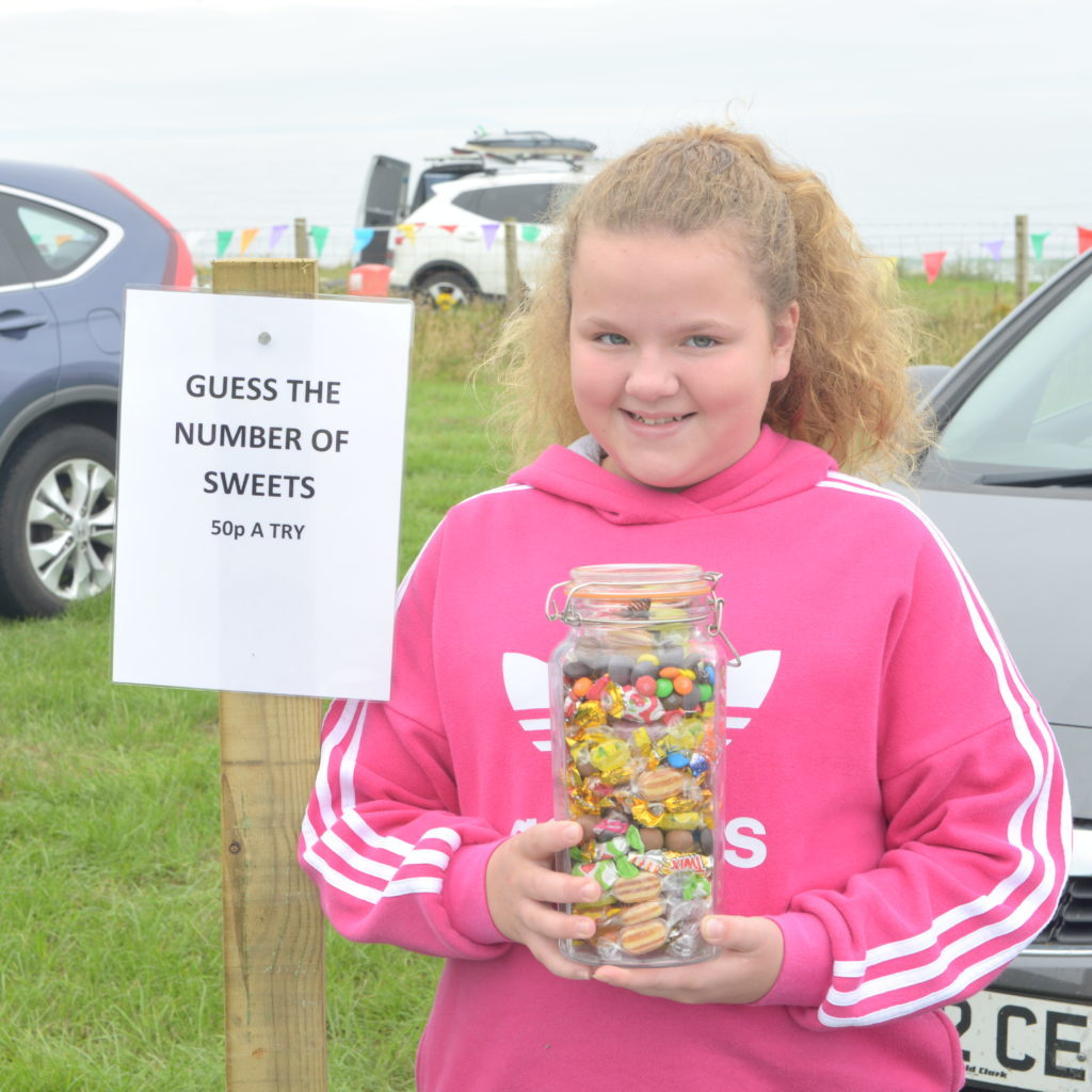 Record numbers at fourth A'Chleit funday