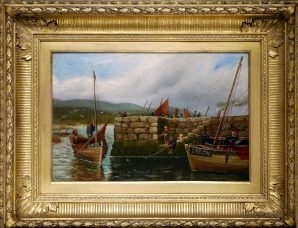 Letter: Painting saved for Kintyre