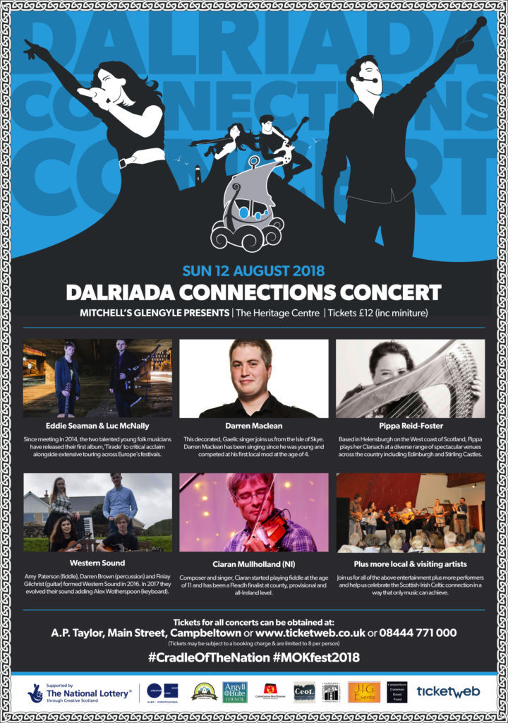 Dalriada Connections concert celebration