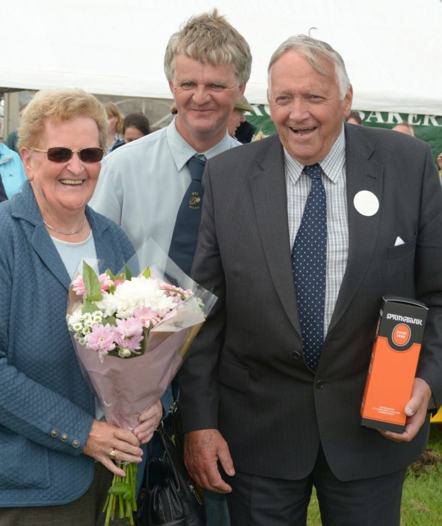 Kintyre Agricultural Societys Splendid Show Campbeltown Courier