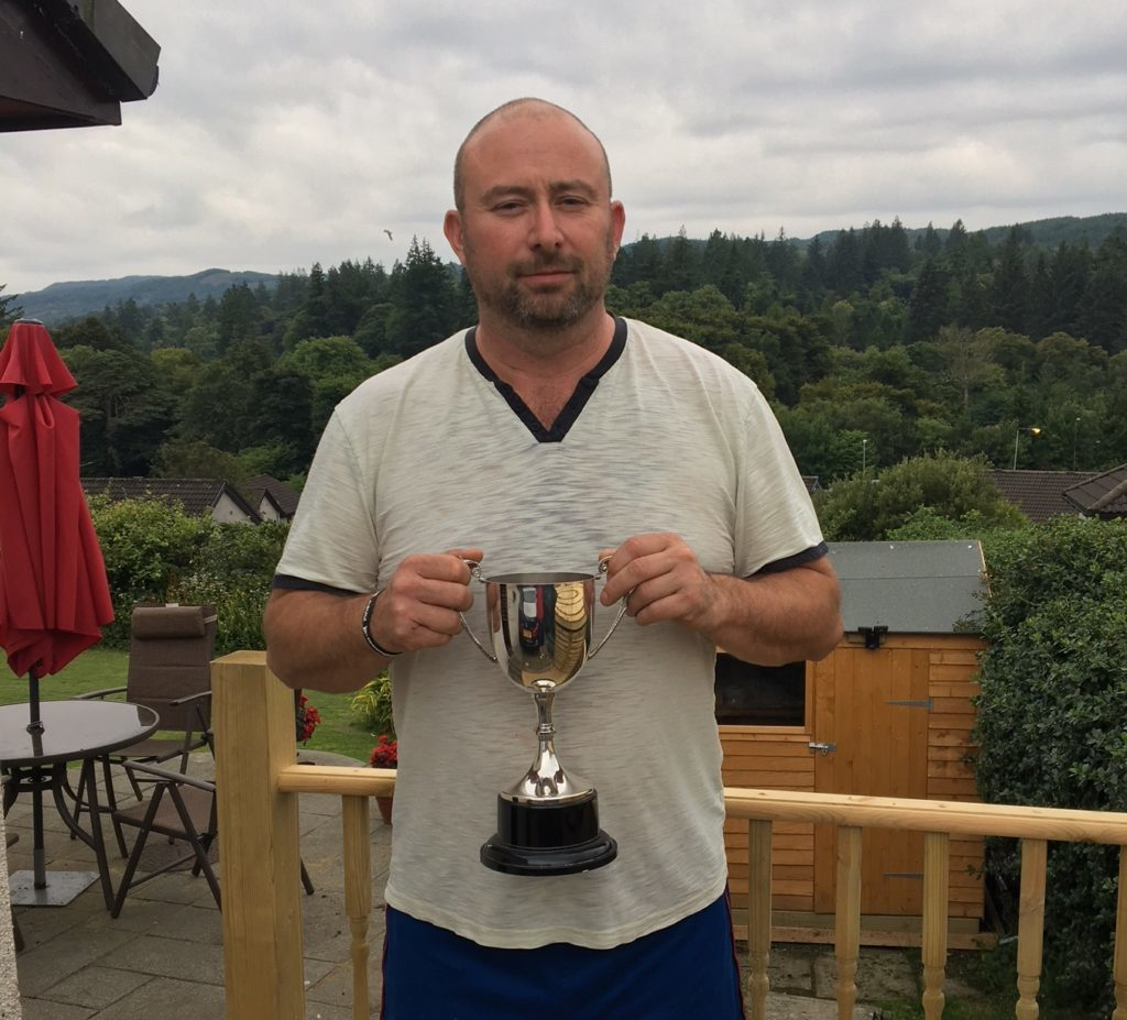 McGlynn takes trophy in Mundell Memorial Open