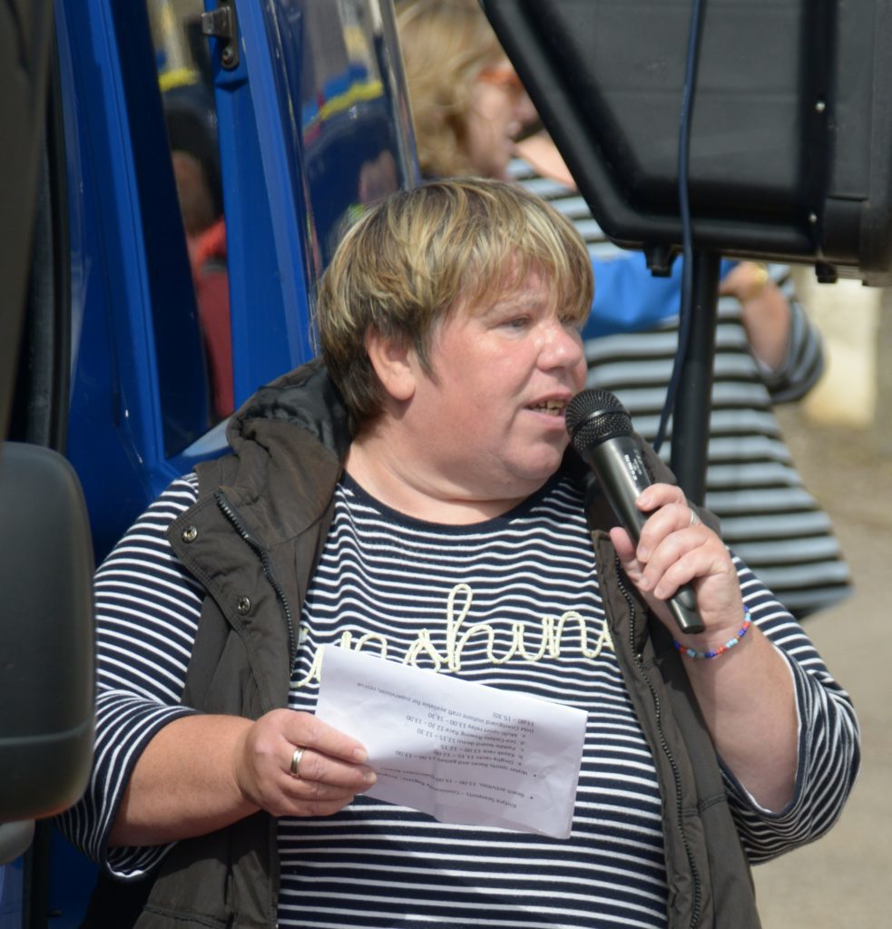 Kintyre wide Mairi Semple fund quizzes