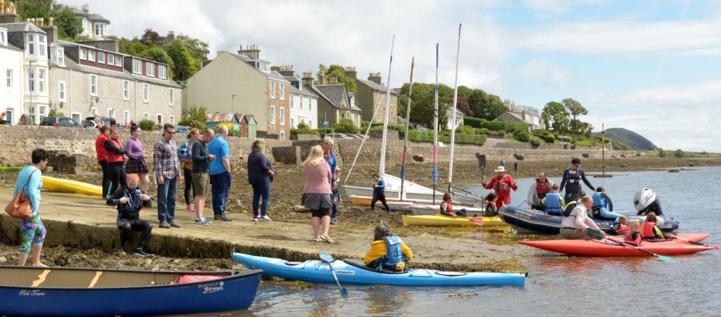 Letter: Kintyre Seasports Project is 'pie in the sky'