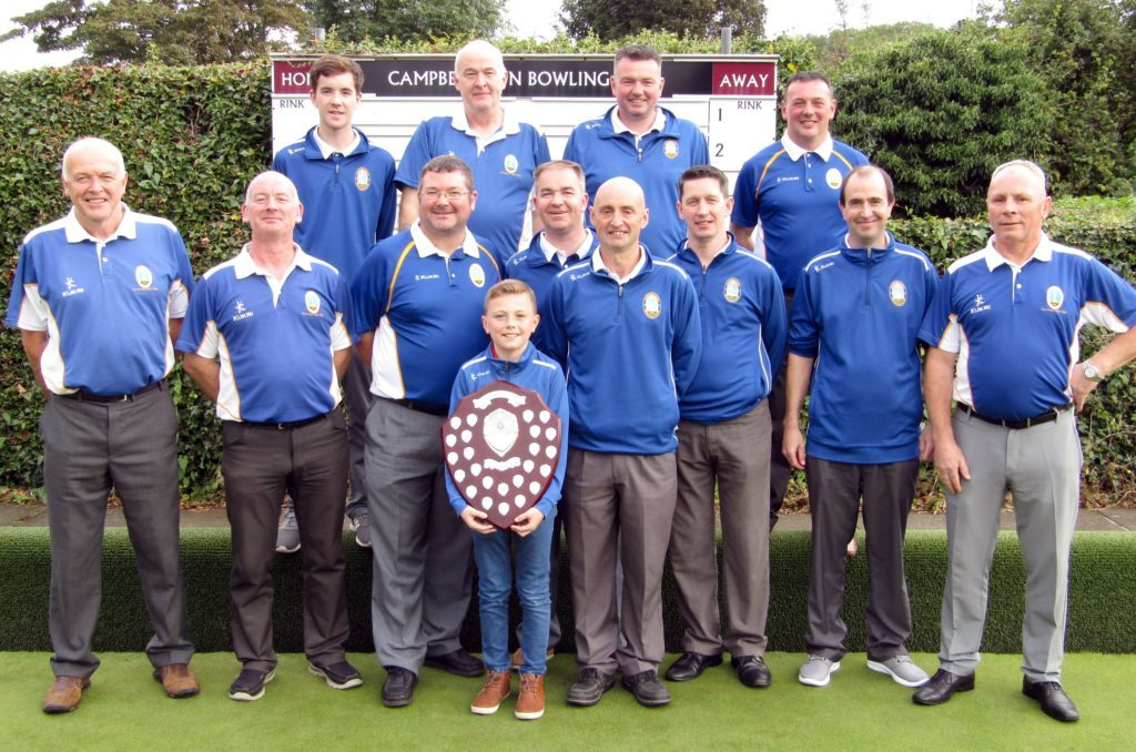 Stronvaar bowlers lift county bowling shield