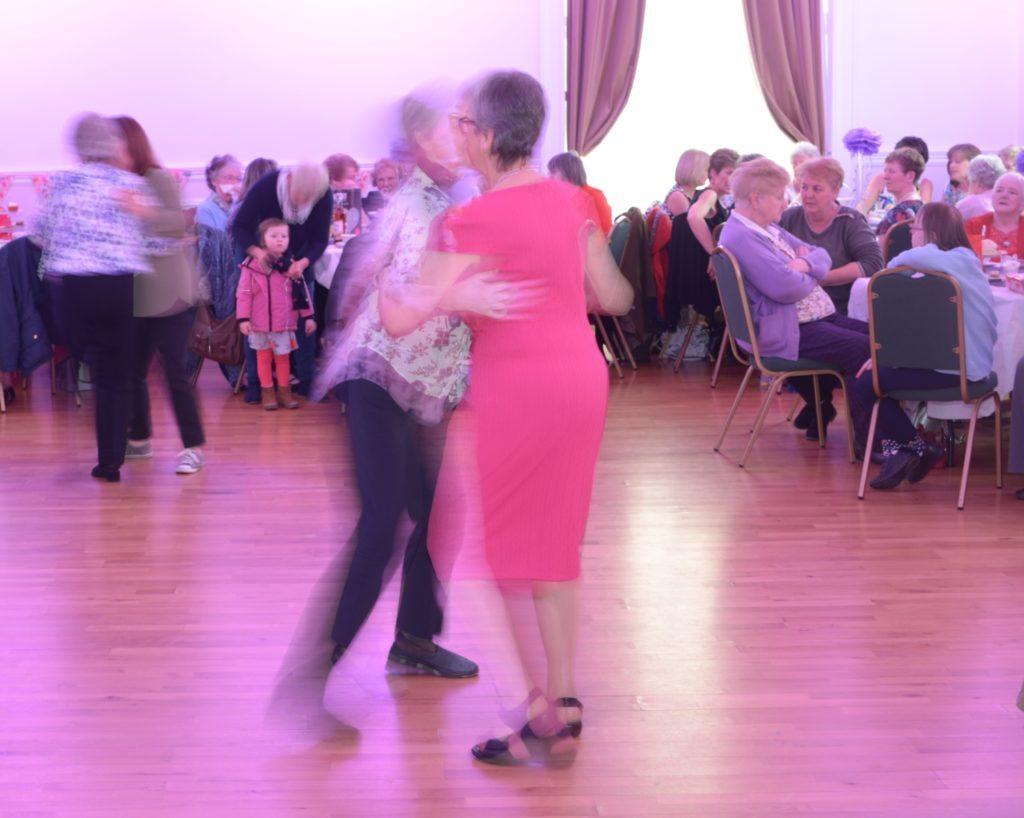 Dance the day away at seniors tea dance