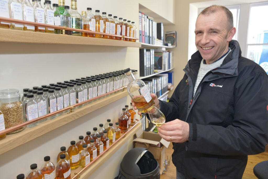 Glen Scotia distillery goes green