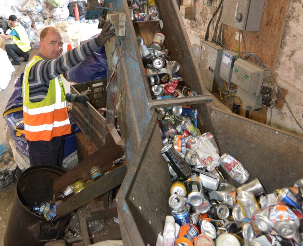 Letter: KRL used to tackle recycling problem