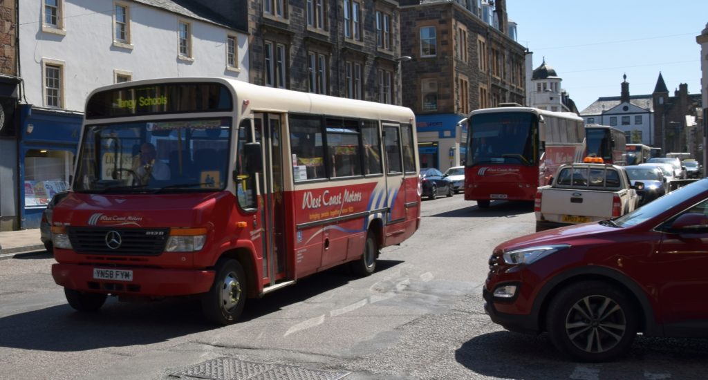 Letter: Perfect bus service