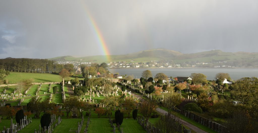 Your Pictures: October's radiant rainbow