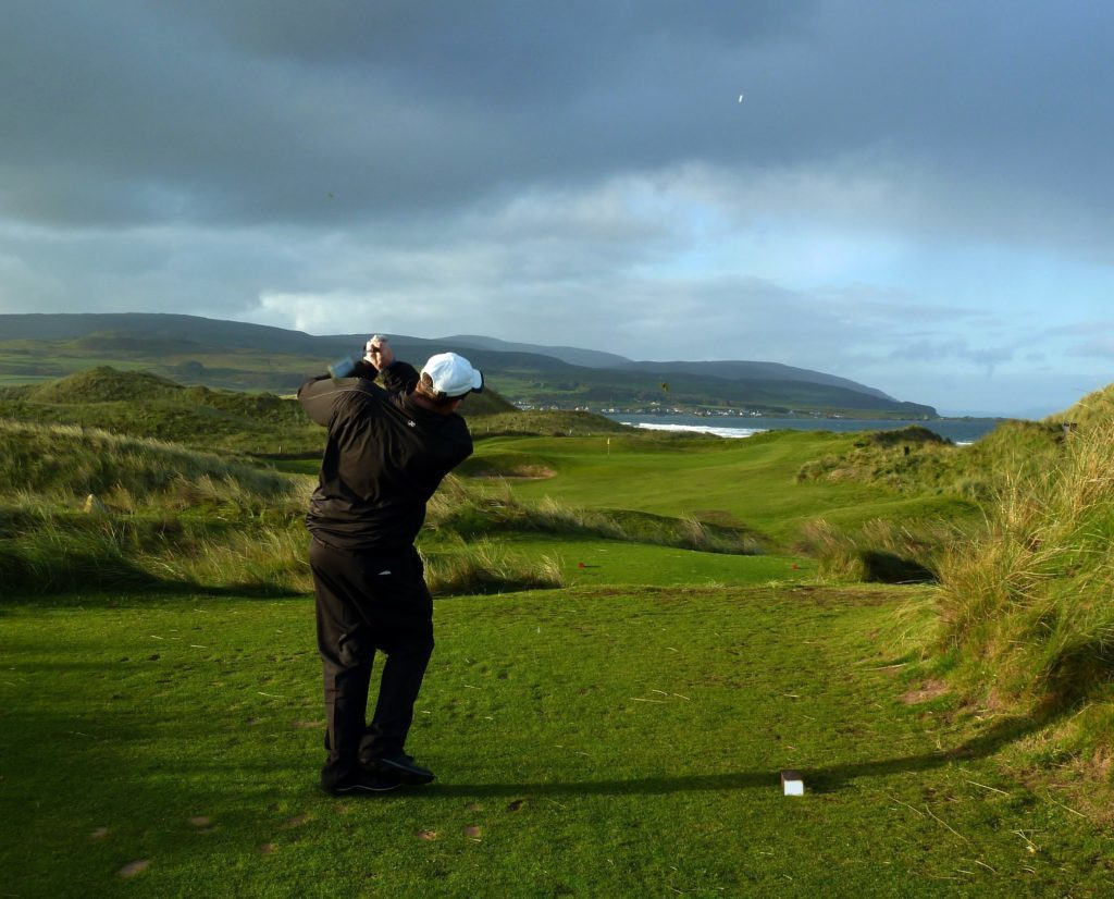 Mach Dunes magnificent hole-in-one