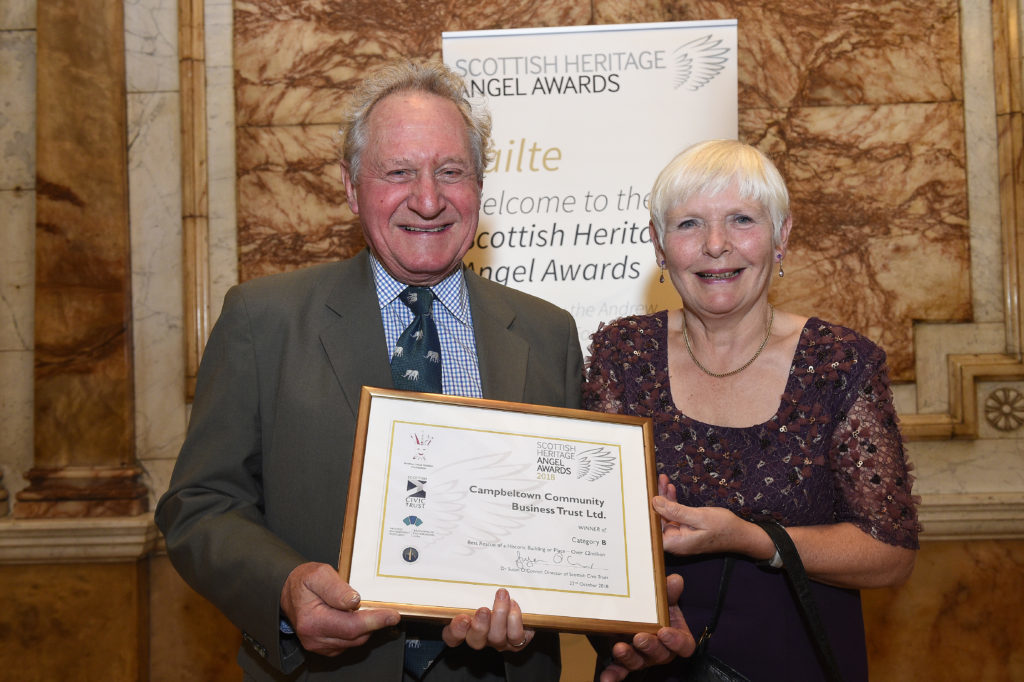 Cinema is star of the show at heritage awards