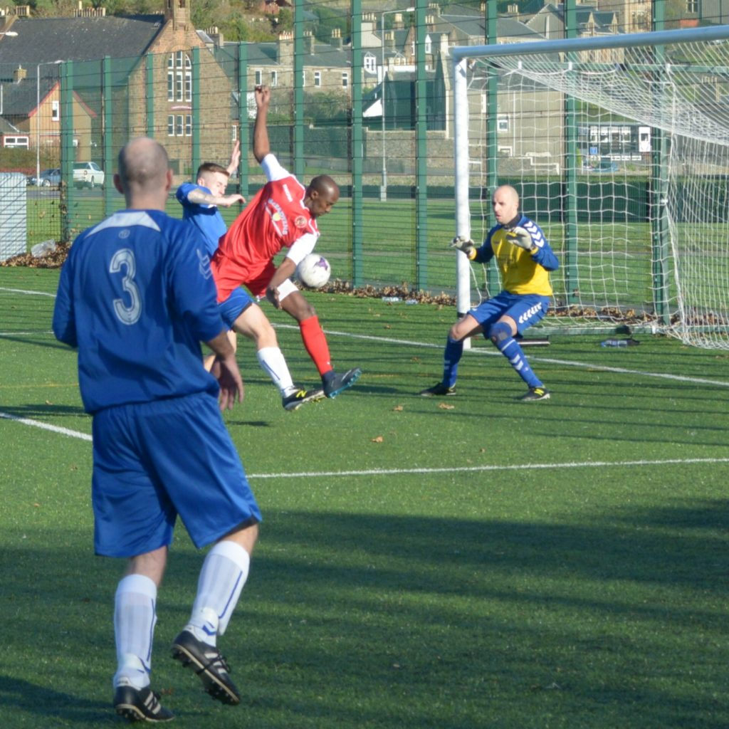 Campbeltown's sports for all