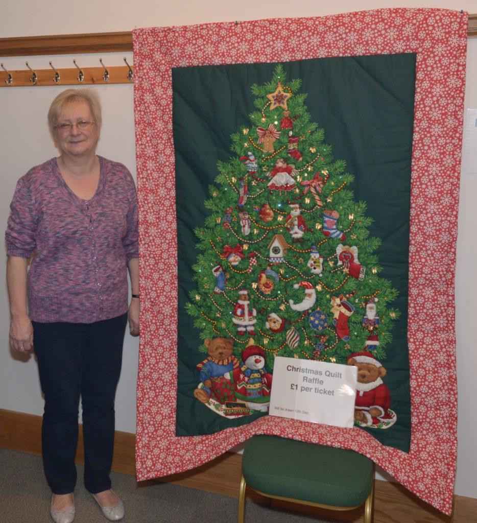 Diabetic fundraising memorial craft sale