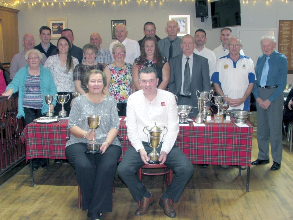Bowling club's champion bowlers crowned