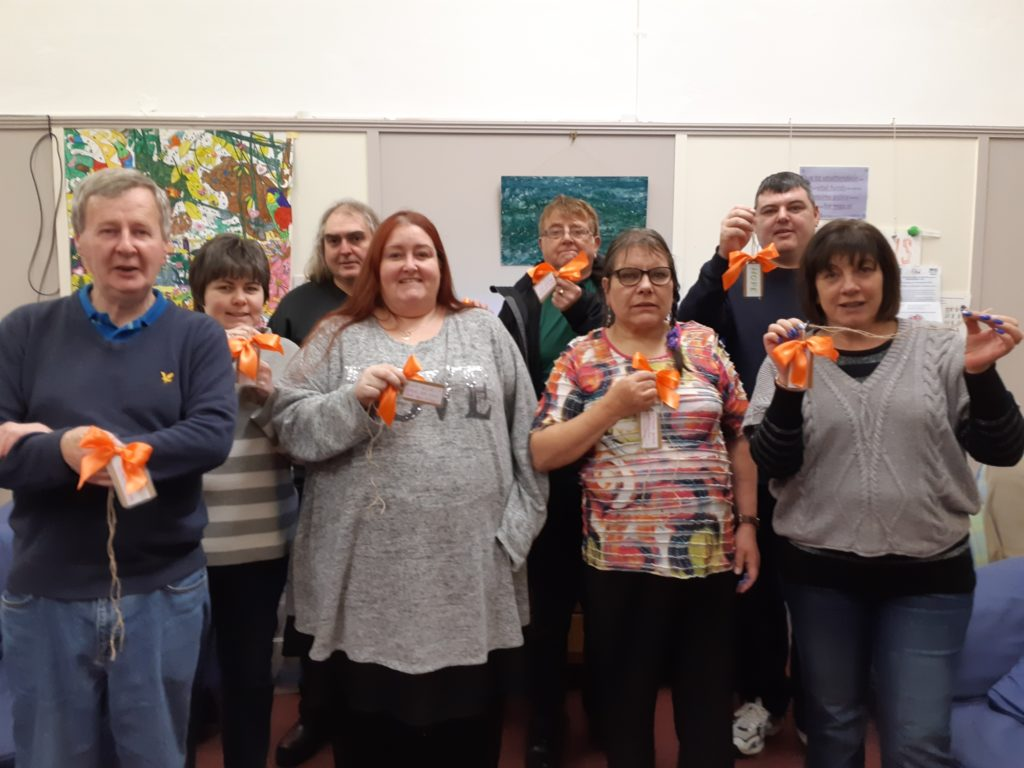 Campbeltown Link Club's health role