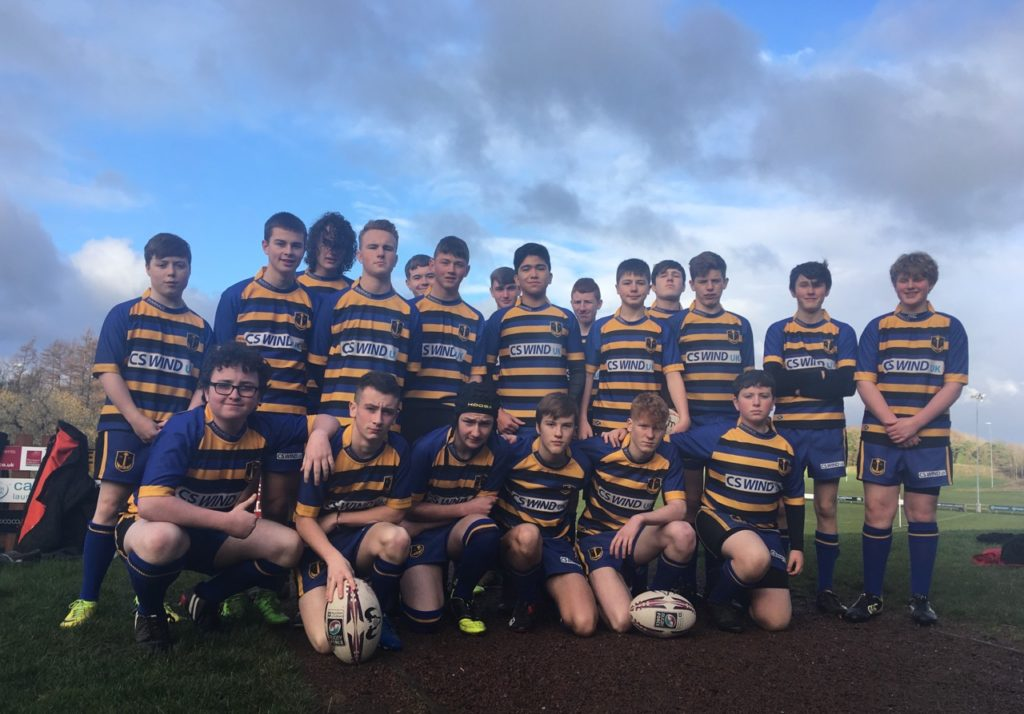 South Argyll Schools to tackle Scottish rugby final