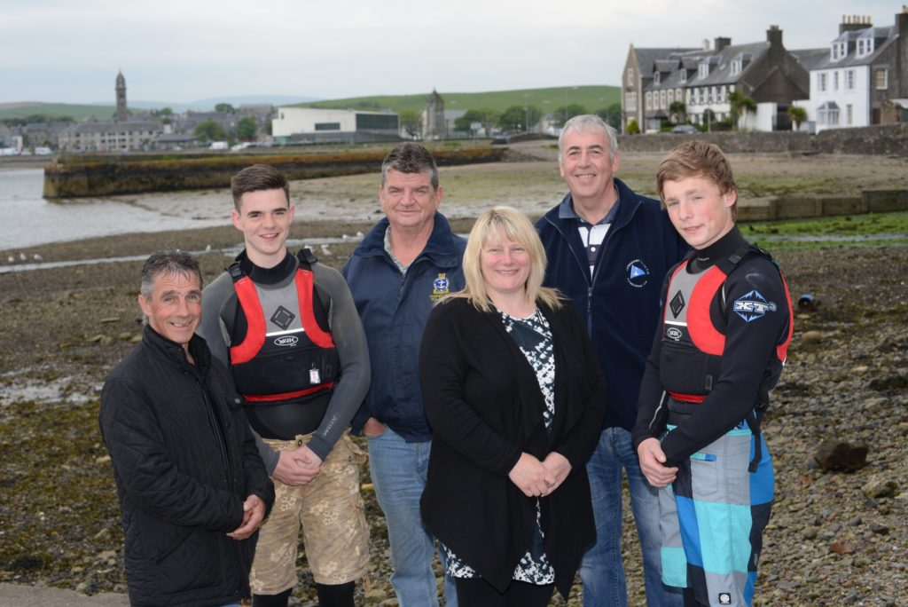 Kintyre Seasports gains national approval