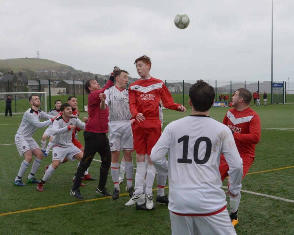 Honours equal as league leaders draw in Kintyre