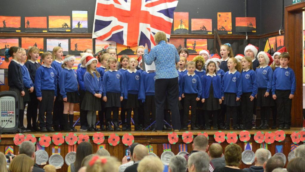 Castlehill's Christmas concert and fayre