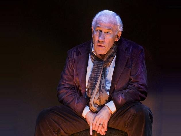 Scrooge comes to life for one night only