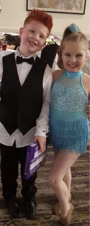 STV dancing success for Point Sands youngster