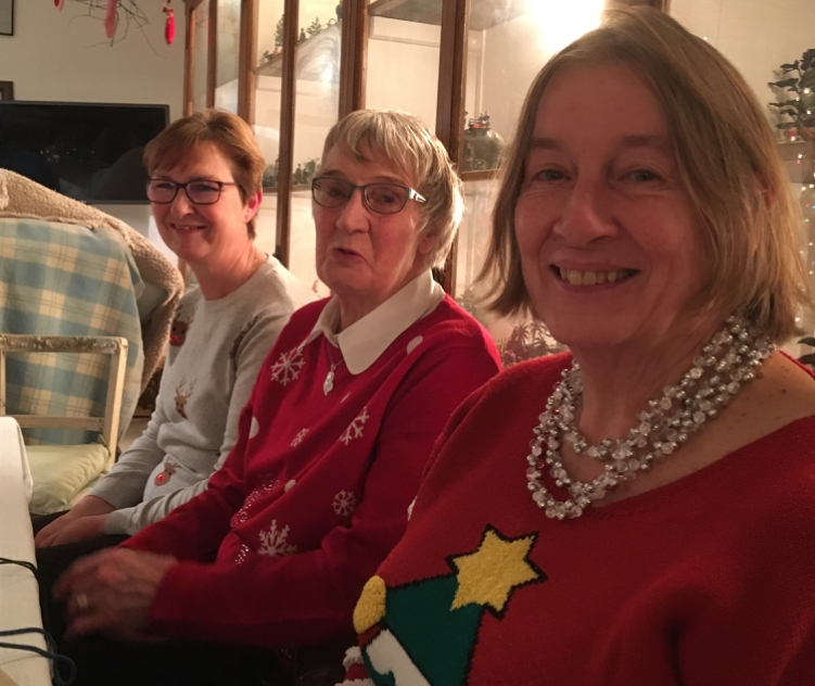 Fun and games at SWI Christmas party
