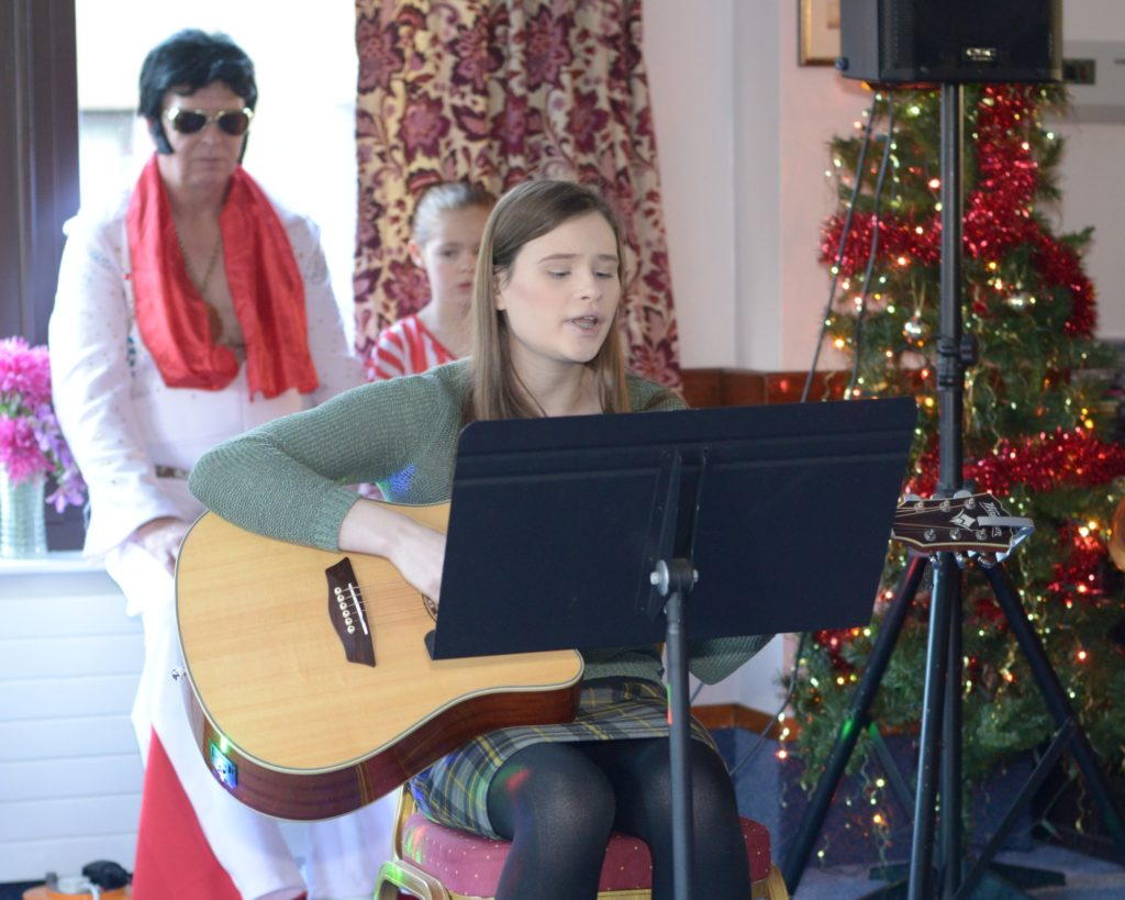 A feast of performances at Lorne Campbell Court