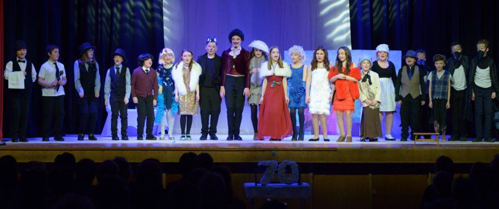 Dramatic Dalintober debut at 70th festival