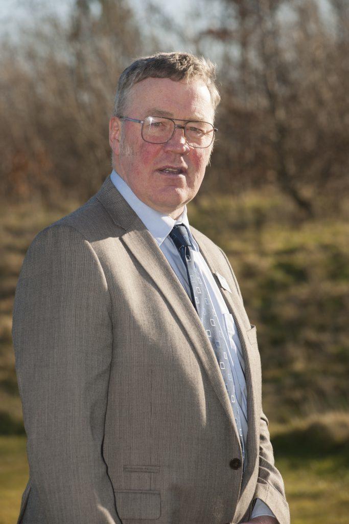 Andrew McCornick re-elected president of NFU Scotland