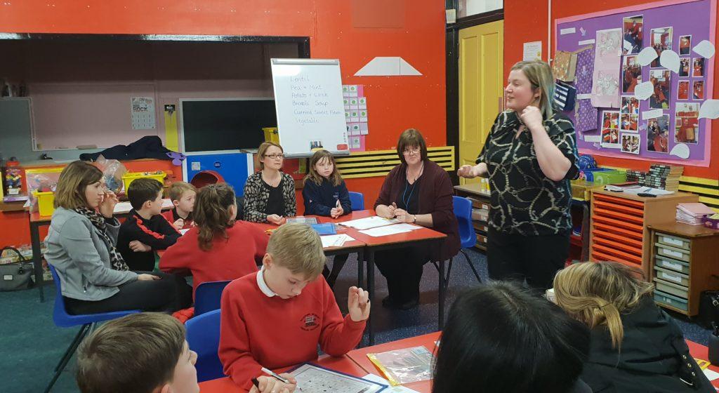 Dalintober teachers share best practice