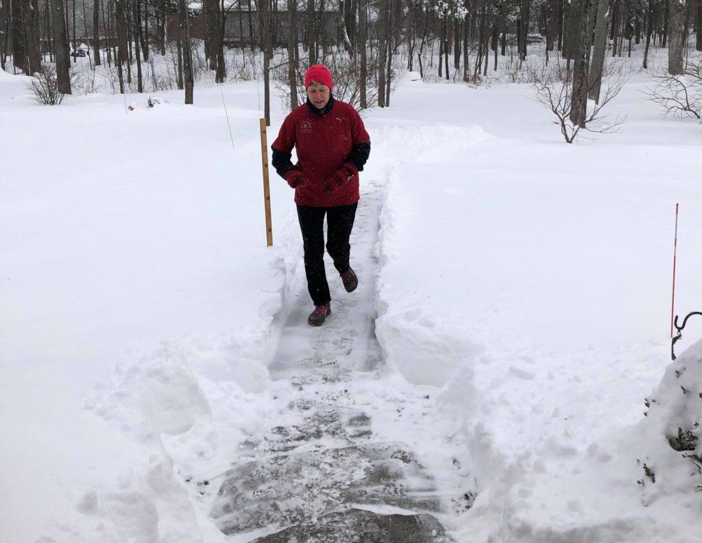 Runners worldwide train for MOKRUN 2019
