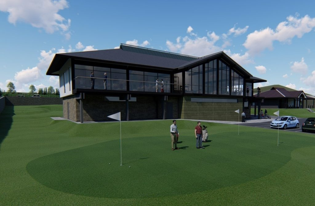 Letter: Machrihanish golf clubhouse