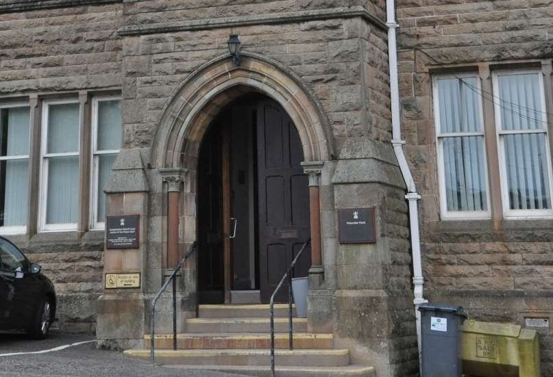 Campbeltown man found guilty over image threat