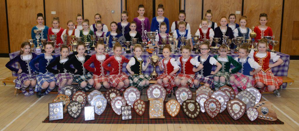Vital funding for Highland dance school